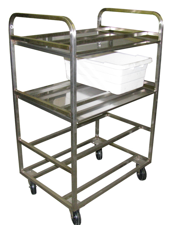 Restaurant Shelving: How to Use Commercial Kitchen Racks Effectively